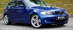 maglownica do BMW 130