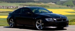 maglownica do BMW M6