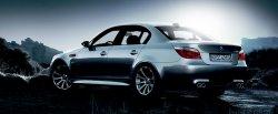 maglownica do BMW M5