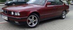 maglownica do BMW 524