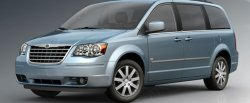 maglownica do Chrysler Town & Country