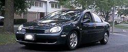 maglownica do Chrysler Neon