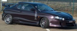 maglownica do Hyundai S-Coupe