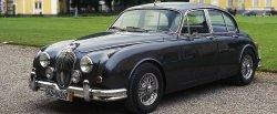 maglownica do Jaguar MK II