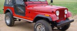 maglownica do Jeep CJ
