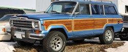 maglownica do Jeep Wagoneer