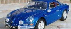 maglownica do Renault Alpine A110