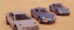 maglownica do Renault Alpine V6
