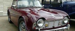 maglownica do Triumph TR4