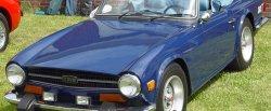 maglownica do Triumph TR6