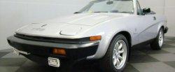 maglownica do Triumph TR8