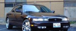 maglownica do Mazda 929