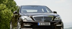 maglownica do Mercedes-Benz S 63 AMG
