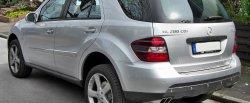 maglownica do Mercedes-Benz ML 280