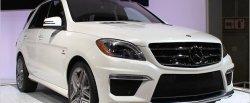 maglownica do Mercedes-Benz ML 270