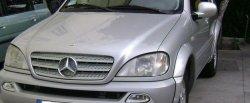 maglownica do Mercedes-Benz ML 230
