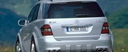 maglownica do Mercedes-Benz ML 63 AMG