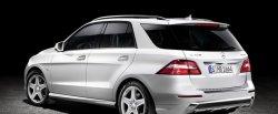 maglownica do Mercedes-Benz ML Klasa
